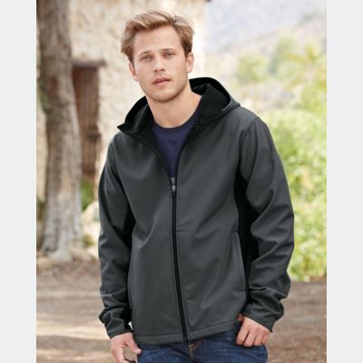 Antero Hooded Soft Shell Jacket Thumbnail