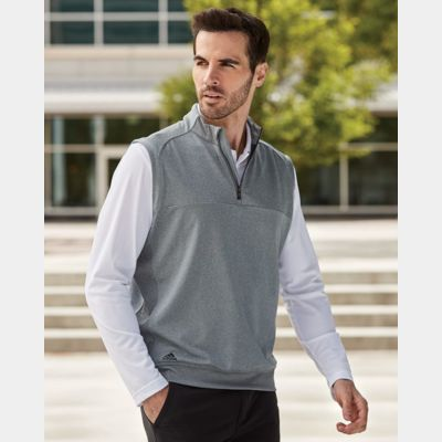 Quarter-Zip Club Vest Thumbnail