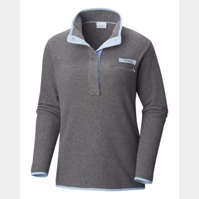 Women's PFG Harborside Fleece Pullover Thumbnail