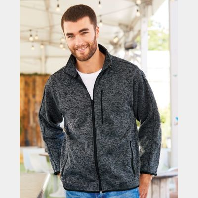 Sweater Knit Jacket Thumbnail
