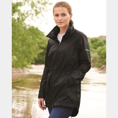 Women's Sustina Springs™ Long Lined Windbreaker Thumbnail