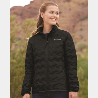 Women's Delta Ridge Down Jacket Thumbnail